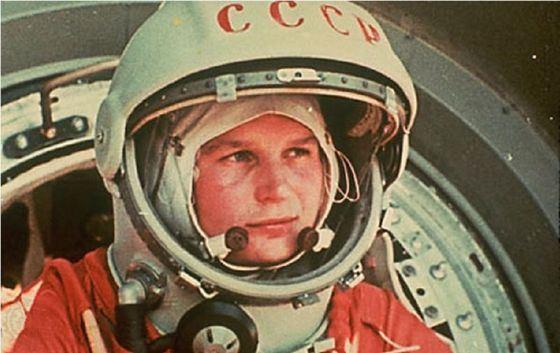Валентина Терешкова - первая в мире женщина-космонавт