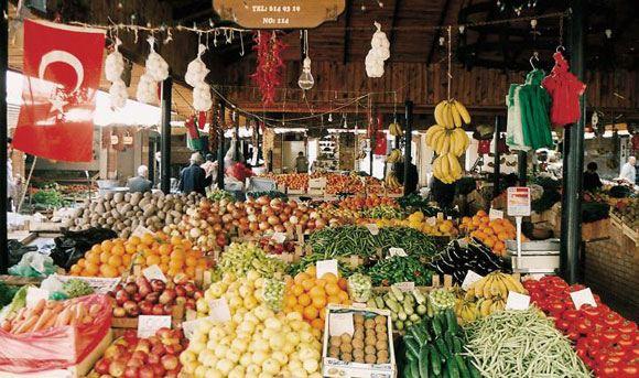 Турция намерена увеличить экспорт продовольствия в Россию