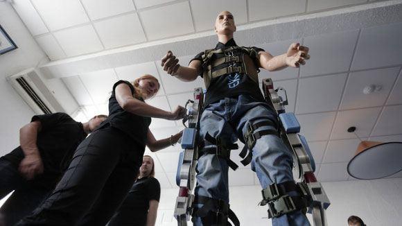 Российский экзоскелет будут испытывать на инвалидах