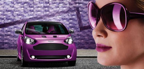Маленькие автомобили чаще всего выбирают женщины