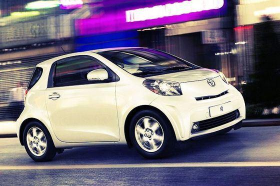 Критерий маленького автомобиля - длина не более 3,5 м