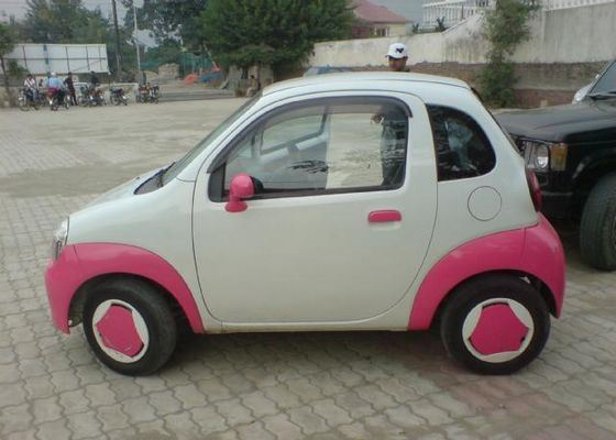 Suzuki Twin входит в ТОП-3 маленьких машин