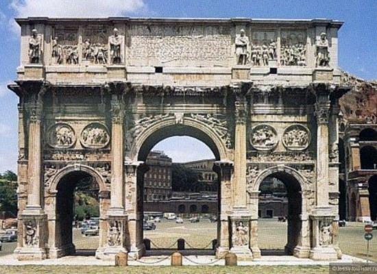 Рим один из старейших и красивейших городов планеты
