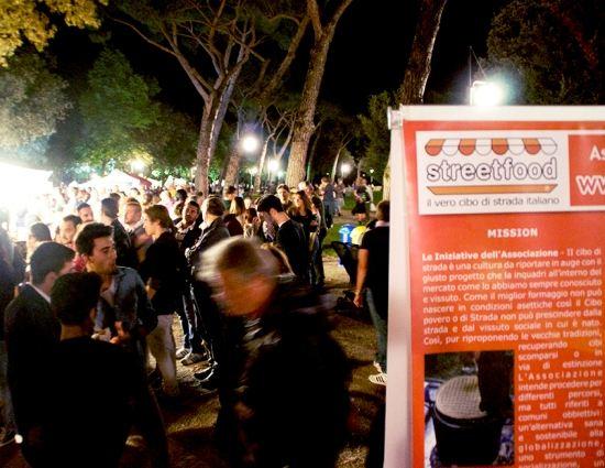 В Ареццо пройдет фестиваль уличной еды Streetfood