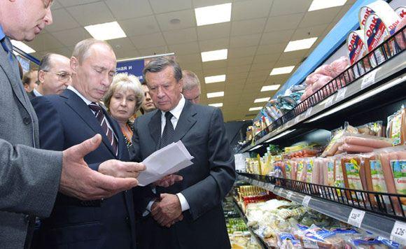 Россельхознадзор: Европейские продукты пытались ввезти в Россию через Белоруссию