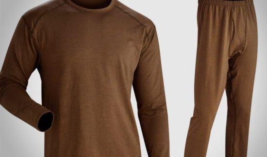 Термобелье FR Base Layer из брюк и футболки