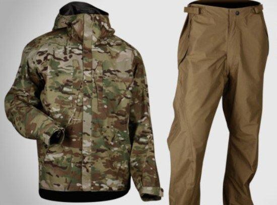 Куртка и брюки Hard Shell из огнеупорного материала GORE PYRAD