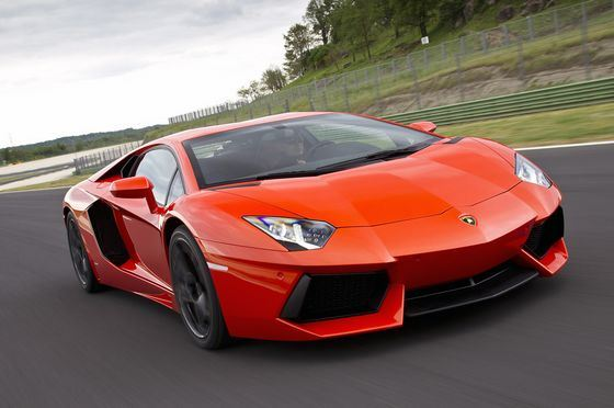 Design Aventador LP 700-4 recognized as one of the best