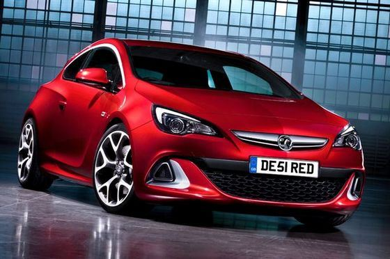 Beautiful appearance Vauxhall Astra VXR created a designer from the UK
