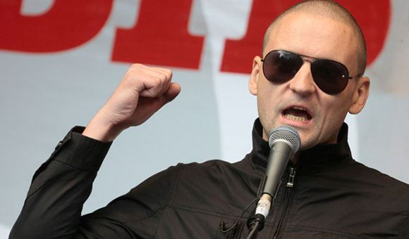 Sergey Udaltsov stopped the hunger strike lasting for almost a month in the SIZO