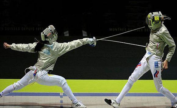 Саблистка Мосейко завоевала «золото» на Юношеских Олимпийских играх в Нанкине