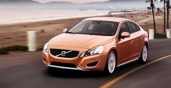 Volvo S60 входит в ТОП самых безопасных автомобилей