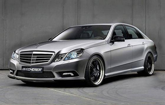 Создатели Mercedes-Benz Е много внимания уделили системам безопасности