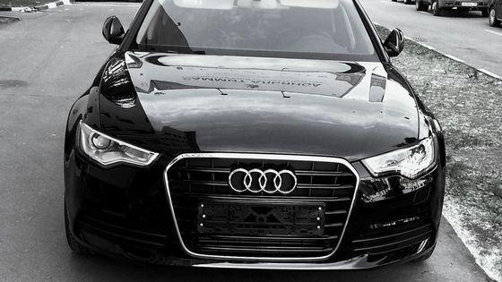 Audi A6 - один из самых безопасных автомобилей в мире