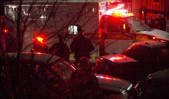 В районе Фергюсона полицейские застрелили 23-летнего афроамериканца