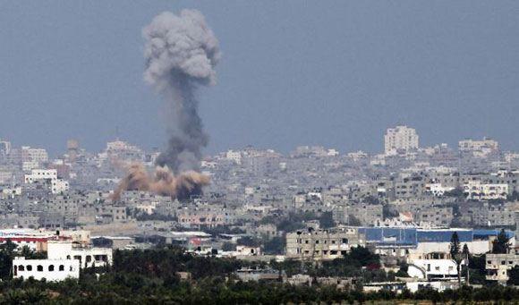 Боевики ХАМАС обстреляли Тель-Аваив и другие израильские города