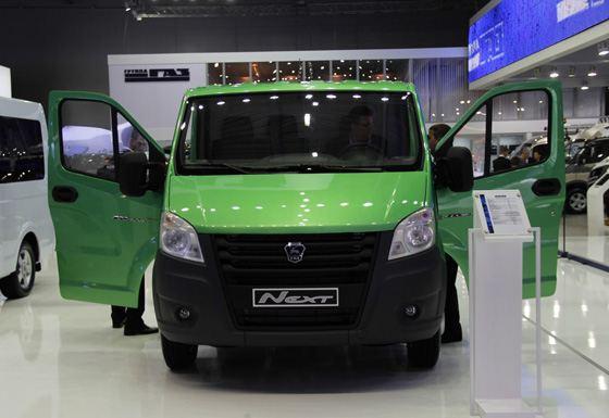 «ГАЗель Next» - новое поколение грузовичков