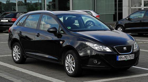 SEAT Ibiza ECOMOTIVE расходует меньше 3 литров на 100 км
