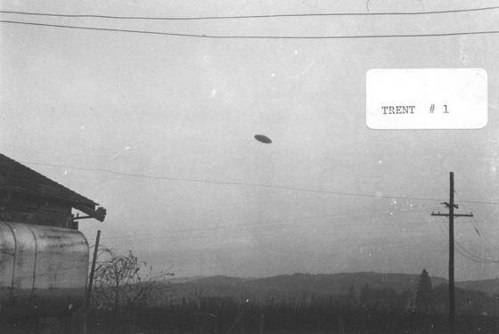 Первая фотография НЛО была сделана более 100 лет назад