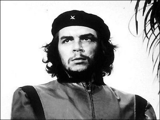 Самая известная фотография Че Гевары