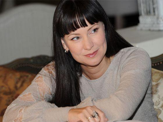 In the photo: Nonna Grishaeva