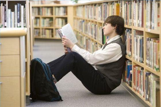 Чтение способствует выработке множества положительных качеств