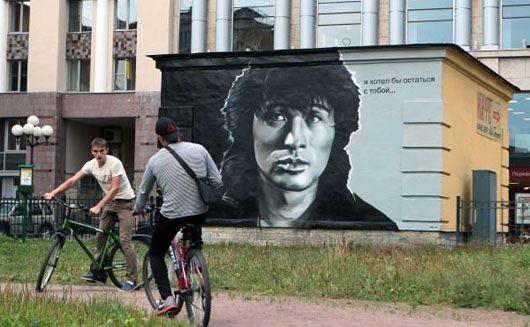 В Питере, возможно, частично узаконят граффити