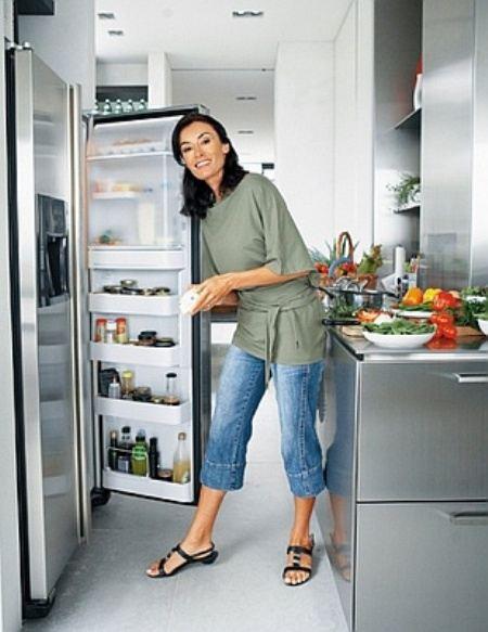 Без холодильника не обойтись