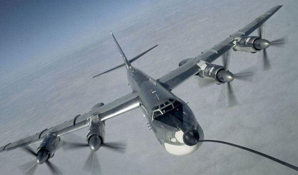 Япония подняла истребители на перехват двух российских Ту-95, которые облетали архипелаг