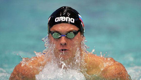Пловец Владимир Морозов взял «золото» на ЧЕ в Берлине