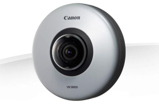 Canon выпустила новые камеры видеонаблюдения