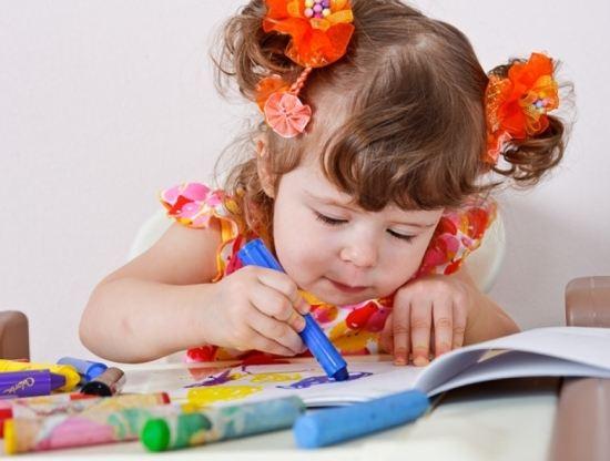 Рисунки ребенка могут рассказать о его интеллекте