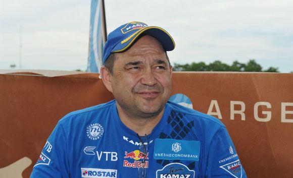 Погиб бывший пилот «КАМАЗ-Мастер» Ильгизар Мардеев