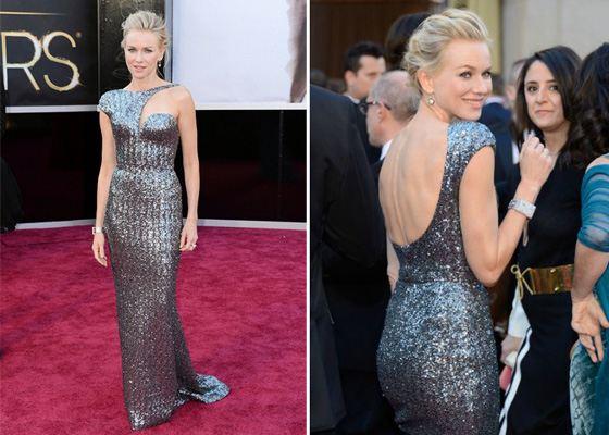 Дорогое платье для Оскара от Armani Prive