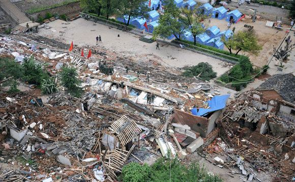 МЧС отвезет в Китай гуманитарную помощь для пострадавших от землетрясения