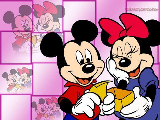 Микки Маус самый известный сказочный герой Уолта Диснея
