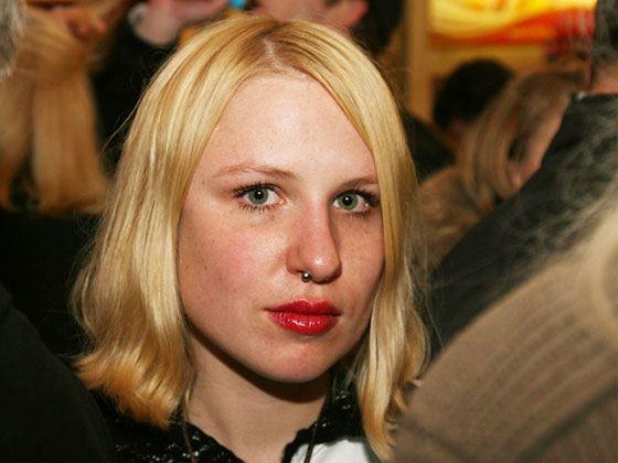 In the photo: Valeria Gai Germanika