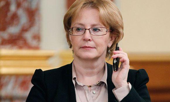 Вероника Скворцова: В РФ разработали экспериментальную вакцину против Эболы