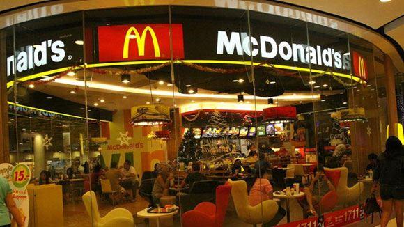 Суд закрыл «Макдональдс» на Манежной площади Москвы на 90 суток
