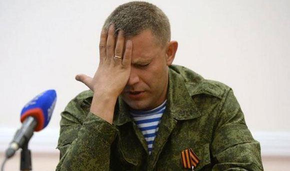 В Донецке стреляли в машину премьер-министра Донецкой народной республики
