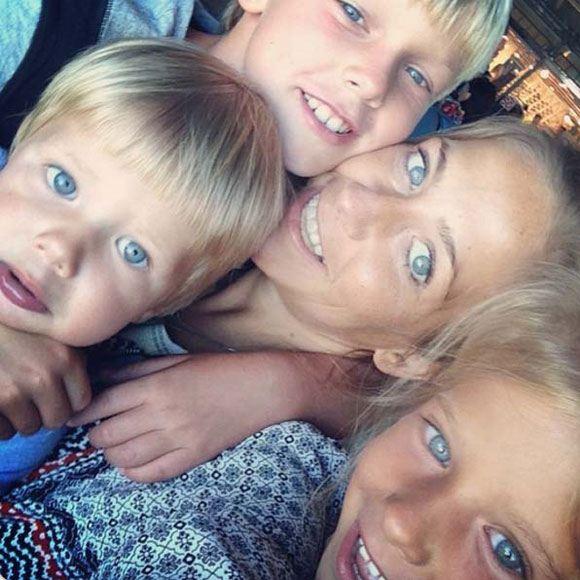 Экс-жена Аршавина просит не мучить детей 1 сентября