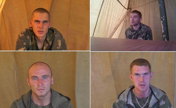 Украина передала России задержанных костромских десантников