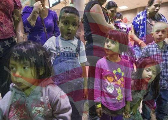 Всплеск детей нелегалов создает проблемы для американских школ