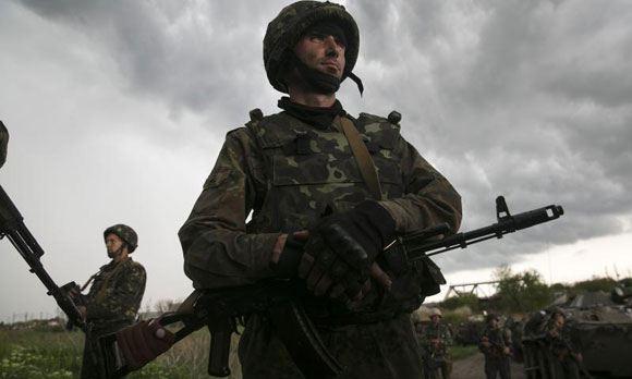 Сепаратисты передали Киеву две сотни пленных силовиков
