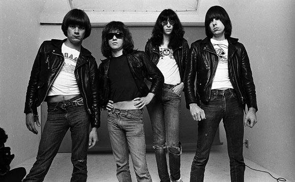 Мартин Скорсезе снимет картину о группе Ramones