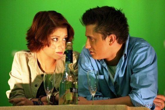 Актеры мария пирогова и павел