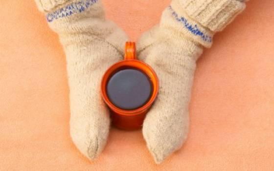 Ноги важно держать в тепле