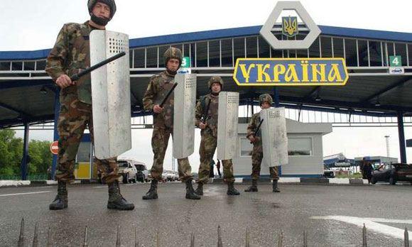 Украина может укрепить границу с РФ и признать Россию главным агрессором
