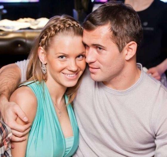 Развод Кержакова: Экс-супруга футболиста употребляла белый порошок