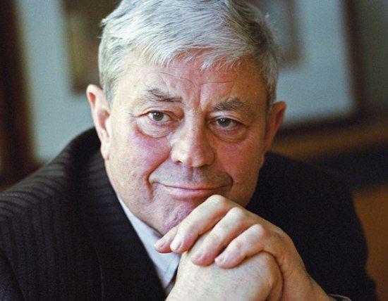 На 91-м году ушел из жизни Донатас Банионис